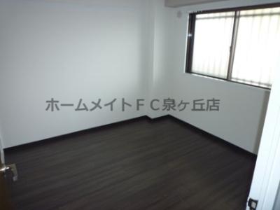 反転タイプ303号室の写真です。
