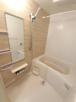 【浴室】ゴールイン岸城