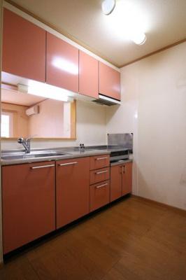 【キッチン】ドミール5