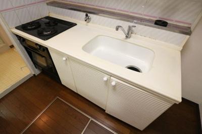 【キッチン】朝日プラザCITYウエストヒル神戸A棟