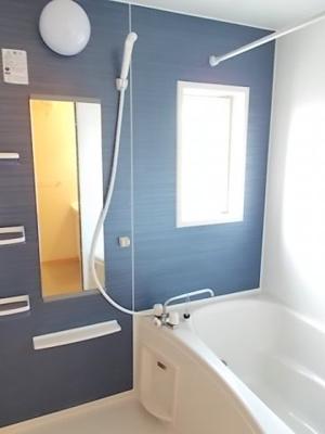 【浴室】エテルノ・パラッツオⅠ