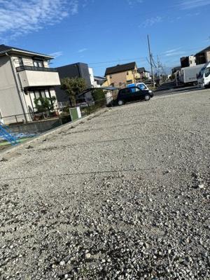 【外観】柏森天神第一駐車場