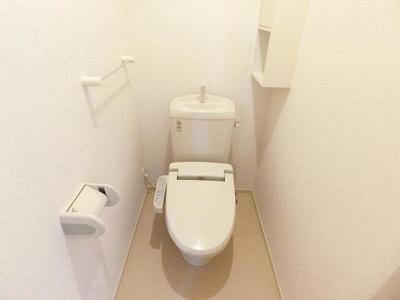 【トイレ】プリムヴェール
