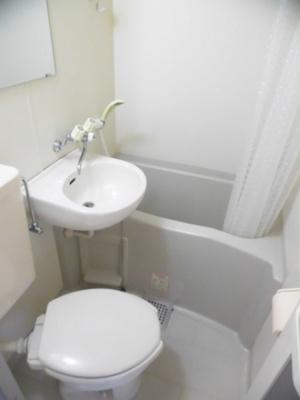 【浴室】甍林治ビル