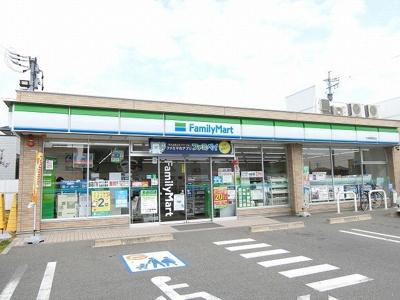 ファミリーマート大垣熊野町店まで600m