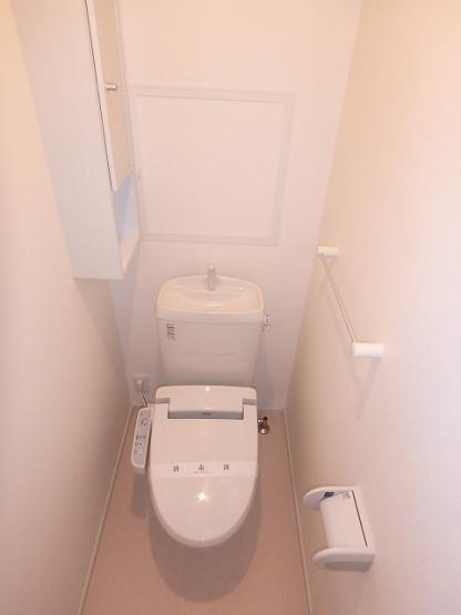 【トイレ】アルカディアA