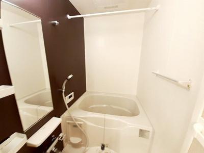 【浴室】光のフォレスト