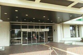 松伏町役場まで1300m