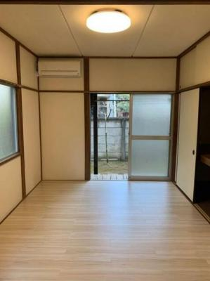 【居間・リビング】八幡山1丁目(一軒家)