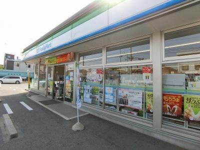 ファミリーマート 大垣築捨町店まで550m