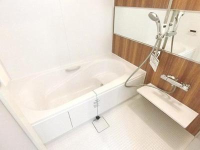 【浴室】ファーストプレイス築捨Ⅱ