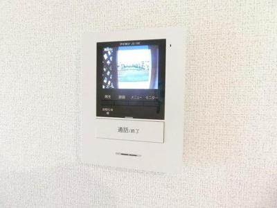 【セキュリティ】ファーストプレイス築捨Ⅱ