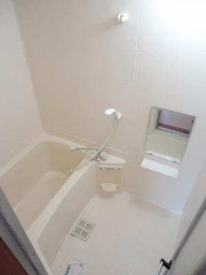 【浴室】コンフォート茶臼山A