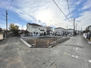 小平市小川町1丁目 新築戸建 全2棟 2号棟~駐車2台分可能♪~の画像