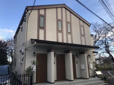 【外観】ファインクレスト西東京