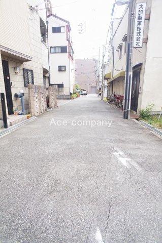 【前面道路:幅員約5m公道☆】