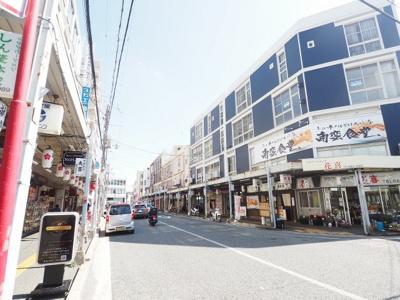 阪急「服部天神駅」付近