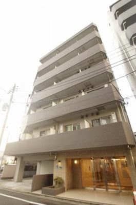 多摩川線『武蔵新田駅』徒歩3分の駅近マンションです。