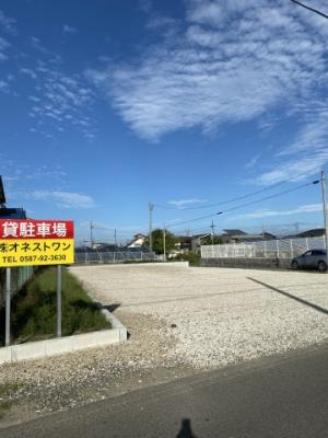 【外観】柏森天神第2駐車場