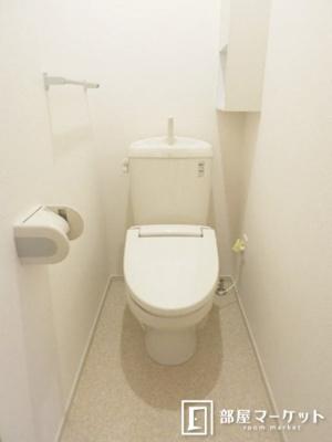 【トイレ】フィデールⅢ