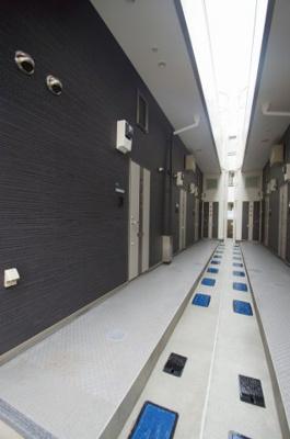 共用廊下部分