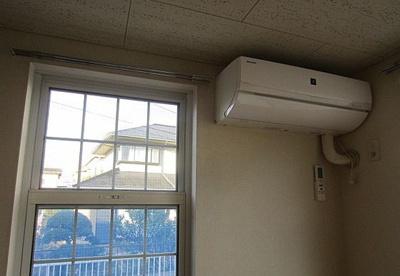 エアコンのあるお部屋