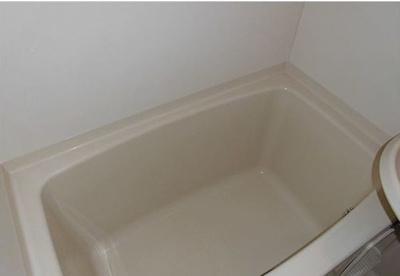 一人暮らしにピッタリのお風呂ですね