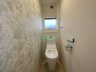 【トイレ】下阪本1丁目 分譲6区画1号地