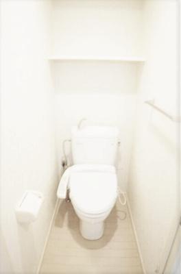 【トイレ】エクシム荏原中延