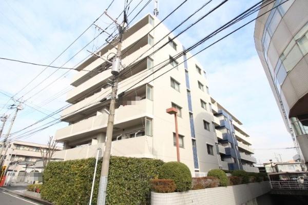 【外観】リステージ多摩川