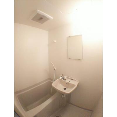 【浴室】ビラクレシア
