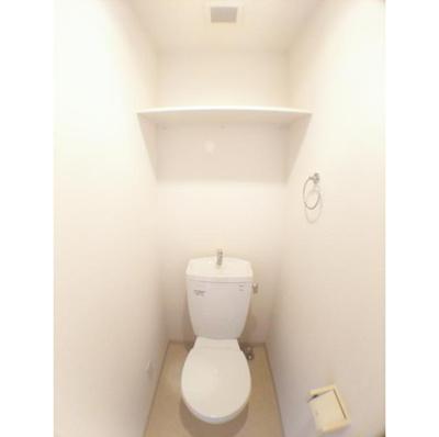 【トイレ】ビラクレシア