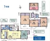 昭島市中神町 新築戸建全2棟の画像