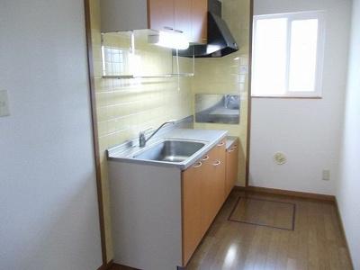 【キッチン】シャン・ド・フルールA