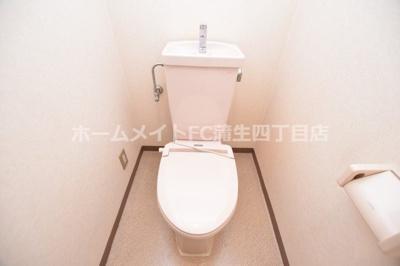 【トイレ】クレッセント山本