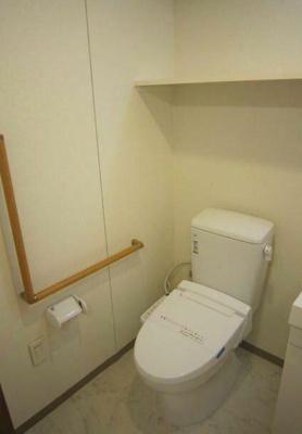 【トイレ】ドムス常盤