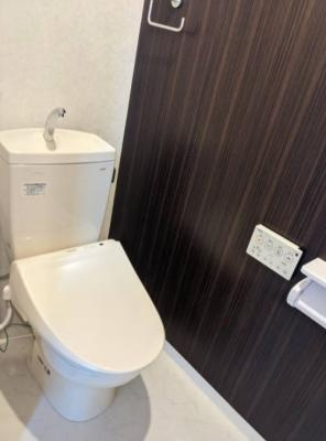 【トイレ】キングマンション歌島橋