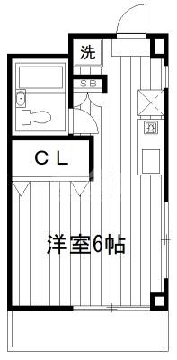 間取図・すみれパークサイドI