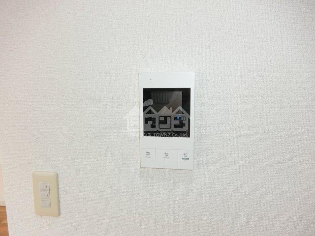TVモニターフォン・すみれパークサイドI