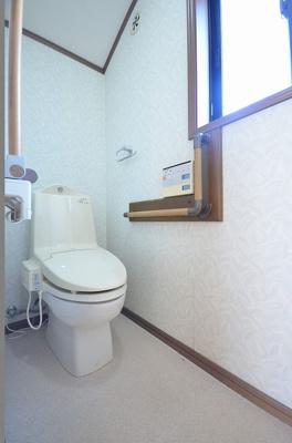 【トイレ】佐々木邸