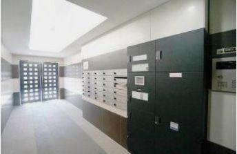 メールボックス☆24時間荷物が受け取れる宅配BOX☆