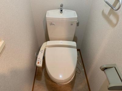 【トイレ】プレサンス本町リアルシティ