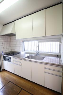 【キッチン】アメニティハイツB棟