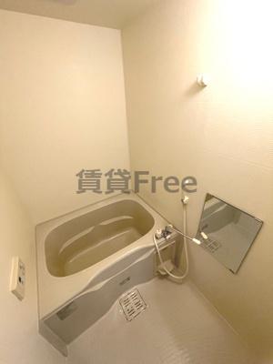 【浴室】すみれハイツ 仲介手数料無料