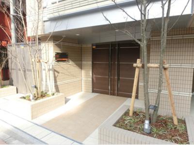 【エントランス】スプレスター上野根岸