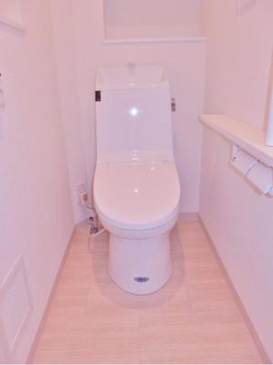 【トイレ】スプレスター上野根岸