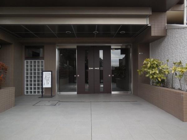 【エントランス】柿生シティハウス