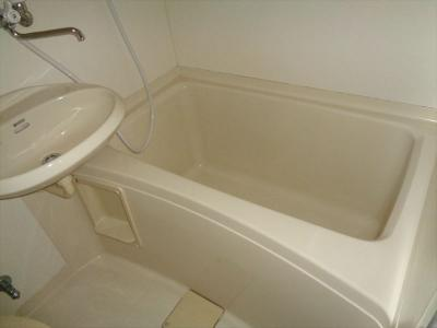 【浴室】フェンテ上野芝