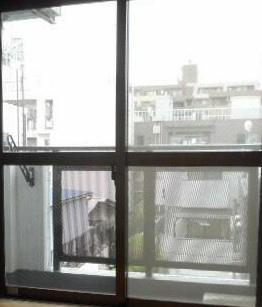 【バルコニー】ハイコート長島