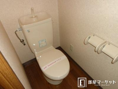 【トイレ】プリベール一里山